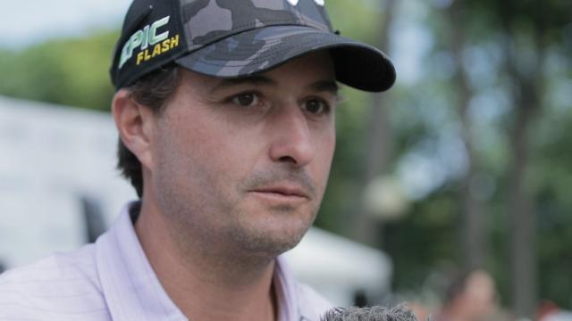 Kevin Kisner interview after Round 1 of Rocket Mortgage