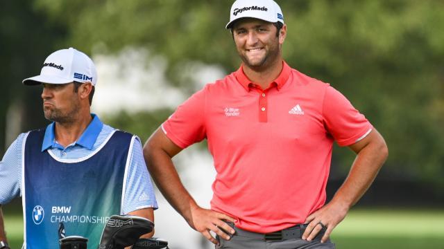 PGA TOUR   Jon Rahm's winning highlights from the 2020 BMW Championship