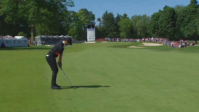 Today's Top Plays: Rory McIlroy's 129-yard approach for the Shot of the Day