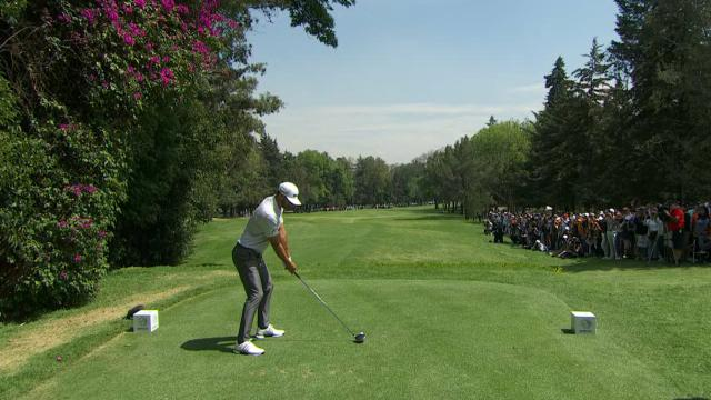 Today's Top Plays: Dustin Johnson's incredible tee shot for Shot of the Day