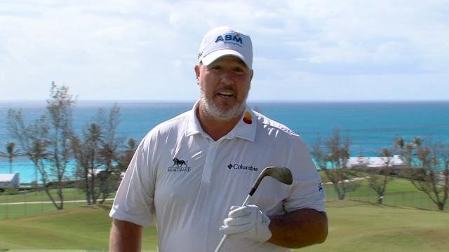 How to hit out of Bermuda Grass with Boo Weekley