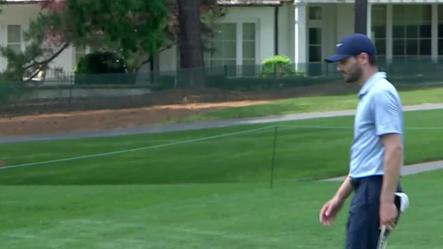 Kyle Stanley's 33-foot birdie putt at Wells Fargo