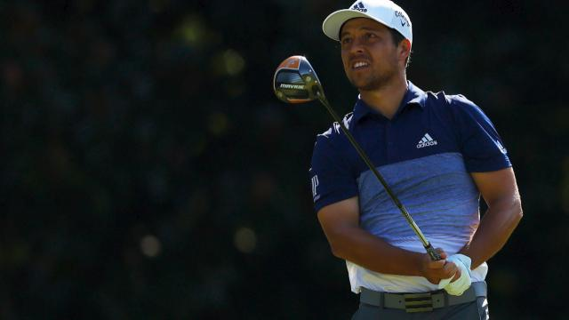 Xander Schauffele's Round 4 highlights from TOUR Championship