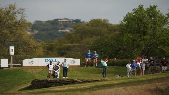 Top-10 shots from Austin Country Club at WGC – Dell Match Play