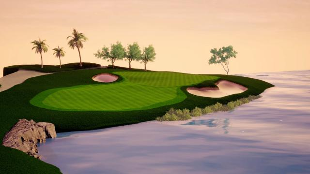 The Honda Classic Course Hole Overview