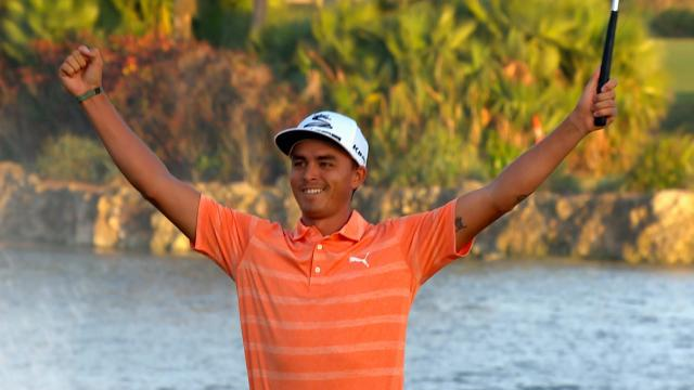 Rickie Fowler's building blocks for success