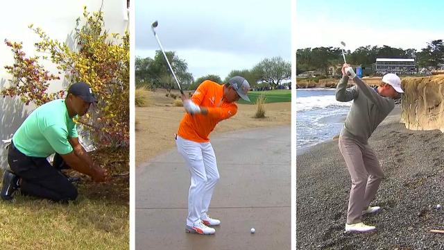 Best escape shots from the 2018-19 PGA TOUR Season (non-majors)