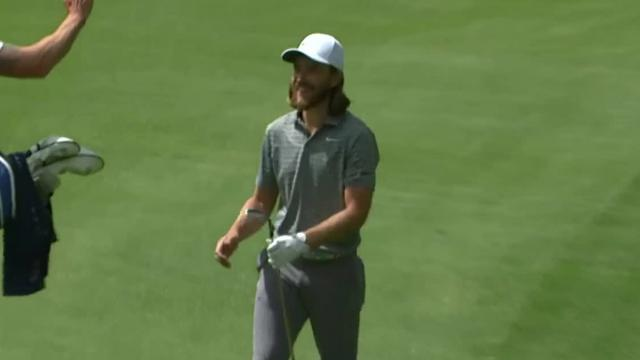 Tommy Fleetwood Round 2 highlights from WGC-Mexico