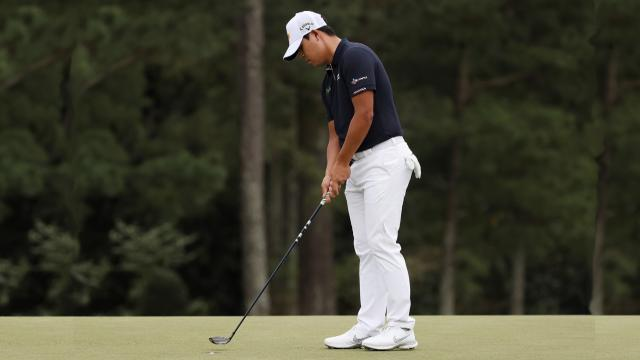 PGA TOUR | Si Woo putts with 3-wood, JT goes off, Spieth lurks