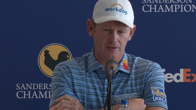 Brandt Snedeker recaps last season before Sanderson Farms
