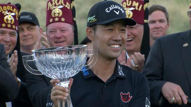 Kevin Na's winning highlights from Shriners
