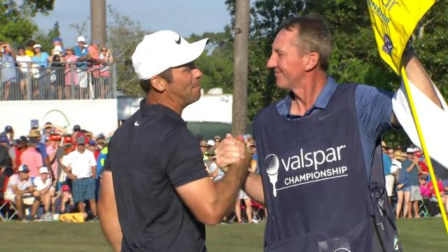 Paul Casey Round 4 highlights at Valspar