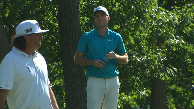 Today's Top Plays: Russell Henley's 48-foot birdie putt for the Shot of the Day