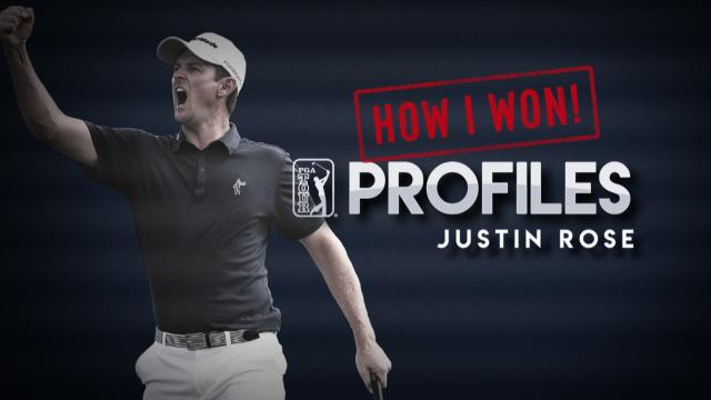Justin Rose | How I Won