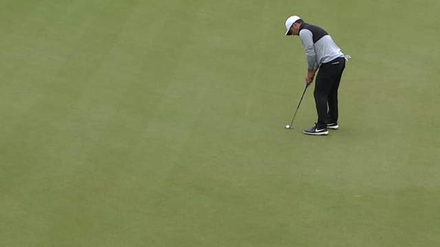 Francesco Molinari's 22-foot birdie putt at WGC-Dell Match Play