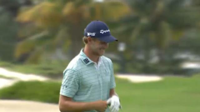 Top-3 shots from Round 2 at the Great Abaco Classic