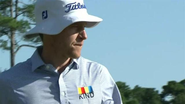 Peter Malnati's tight approach leads to birdie at Houston Open