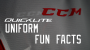 New CHL QuickLite Jersey Fun Facts