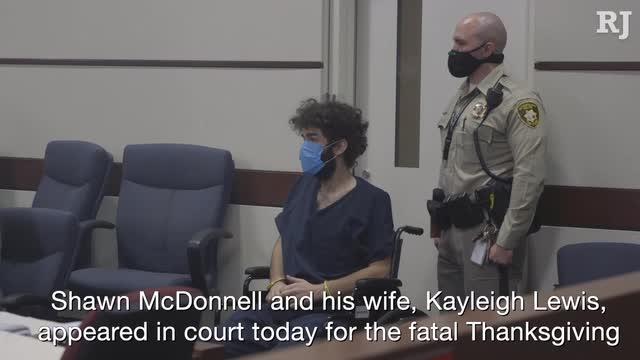 拉斯维加斯评论杂志新闻|感恩节枪击案被告重返法庭