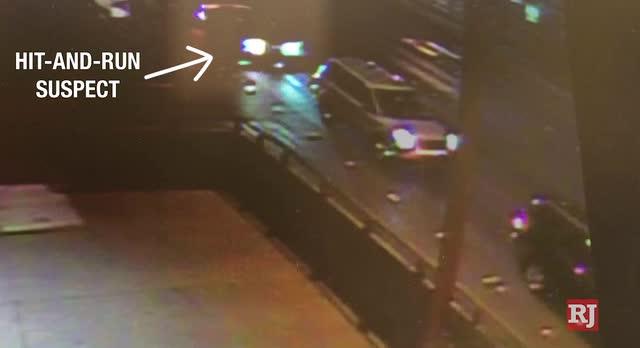 拉斯维加斯评论杂志新闻| NHP寻找行人撞车撞人的证人