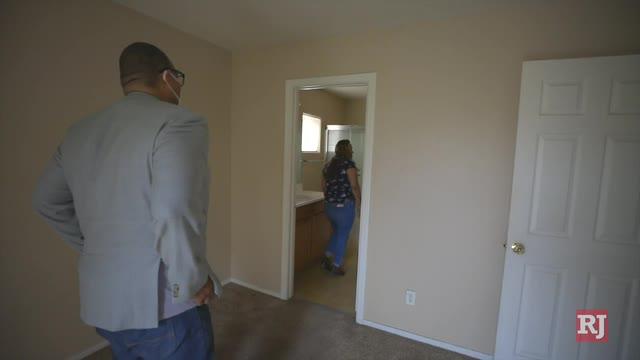 拉斯维加斯评论期刊新闻 首次购房者面临僵硬的竞争