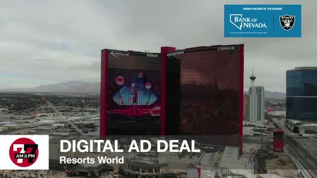 LVRJ Business 7 @ 7   '拉斯维加斯意味着商业'标志着第1次广告在度假村世界的大家