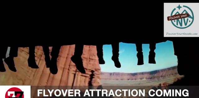 "LVRJ Entertainment 7 @ 7  新的景点在标志性目的地提供""航班"""