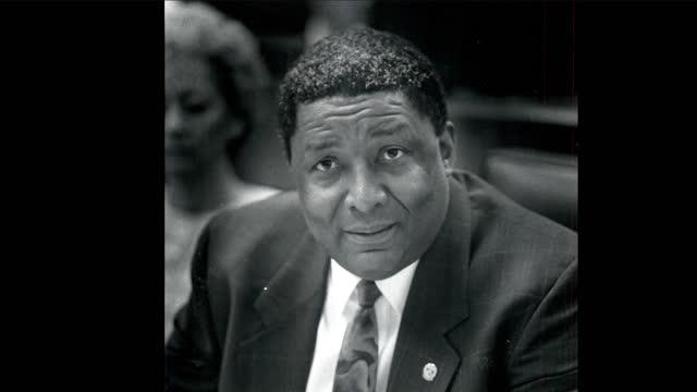 拉斯维加斯评论杂志体育|Joe Neal dies, first Black state senator in  内华达州