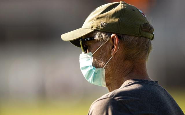 审查章程突袭者国家| Raiders Gm Mike Mayock说实践继续获得更具竞争力– Video
