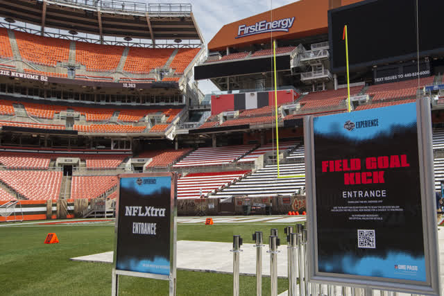 拉斯维加斯审查期刊运动  NFL粉丝'克利夫兰的经验草案,展望拉斯维加斯