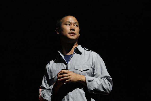 拉斯万博官网app评论杂志新闻| Zappos首席执行官Tony Hsieh辞职,报告称– VIDEO