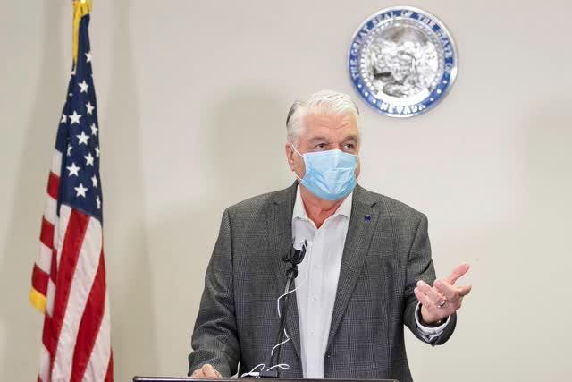 拉斯维加斯评论杂志新闻|西索拉克宣布改变内华达州的疫苗分配