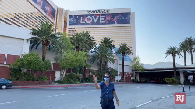 拉斯维加斯评论杂志新闻| Mirage为Sigfried和Roy重命名Street– VIDEO